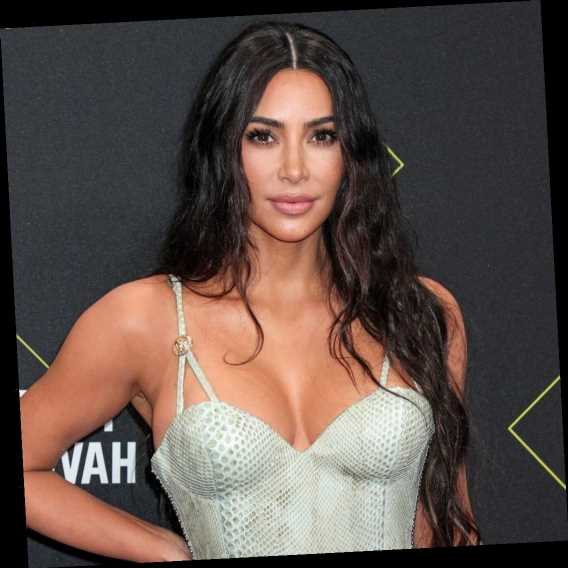 Kim Kardashian Goes All Out for Halloween After Transforming Her House Into a Giant Spider