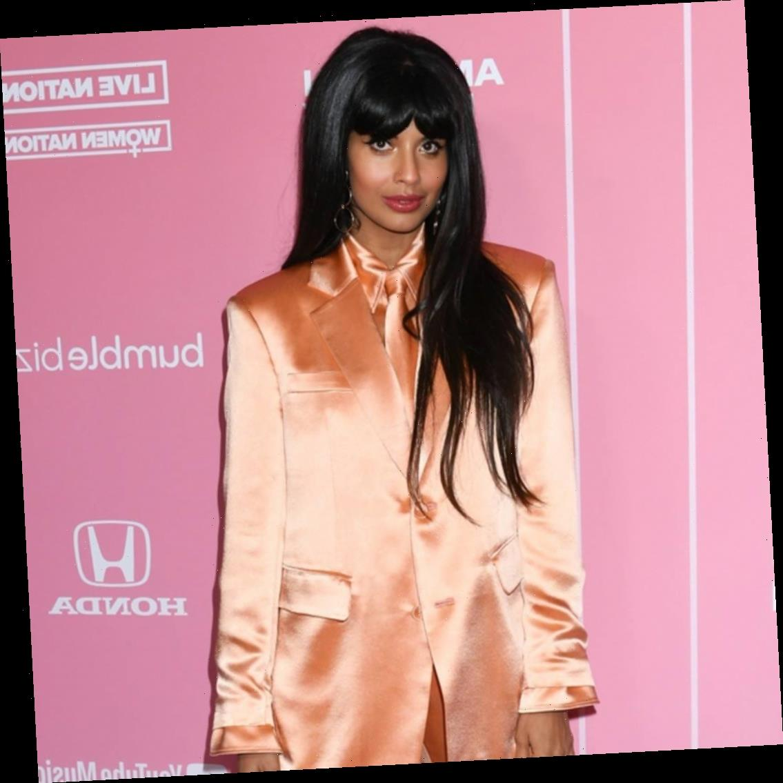"See What 2020 People's Choice Awards Nominee Jameela Jamil Is ""So Obsessed"" With Right Now"