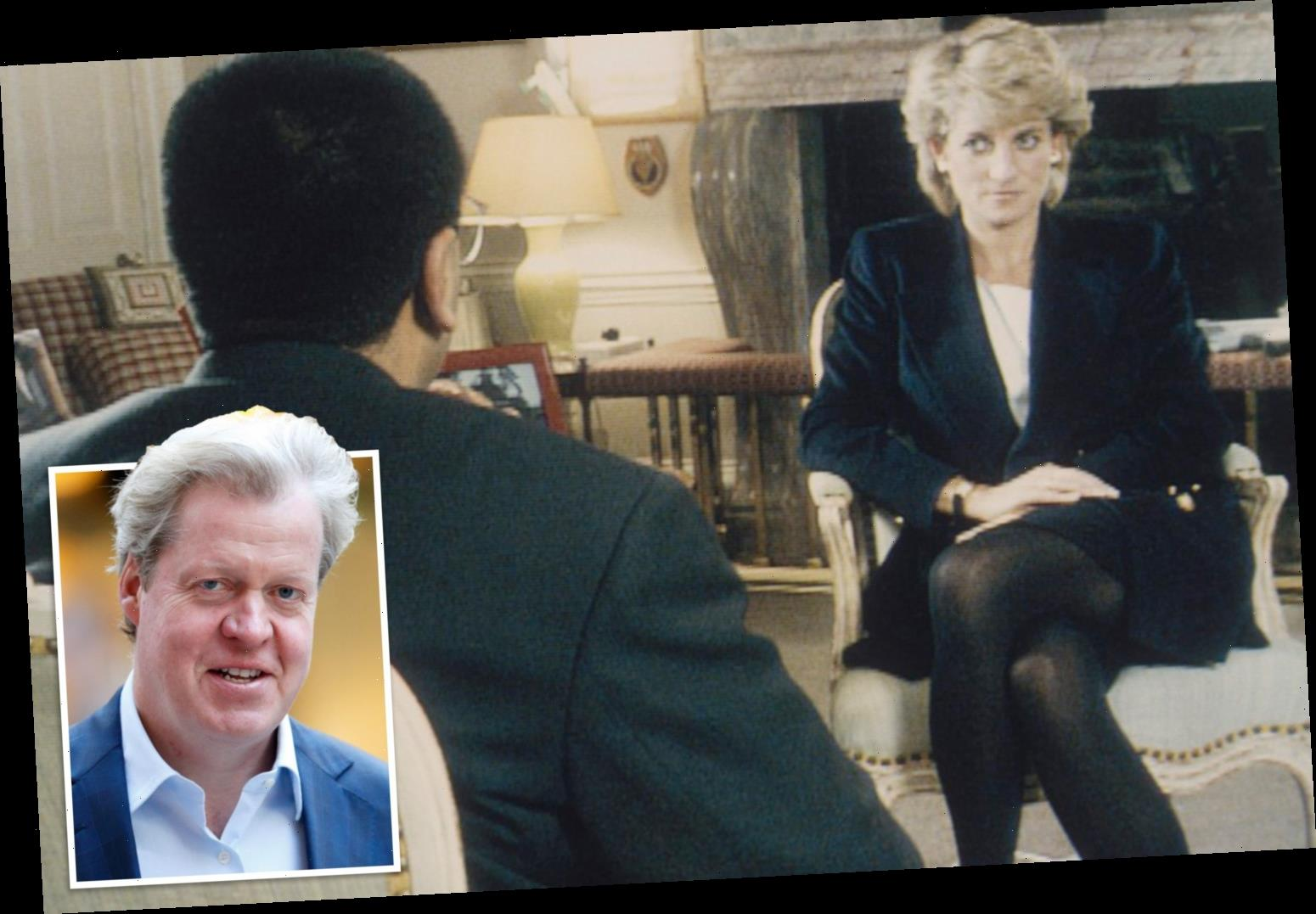Princess Diana's brother Earl Spencer calls for BBC inquiry amid claims they used forged papers to land Panorama scoop