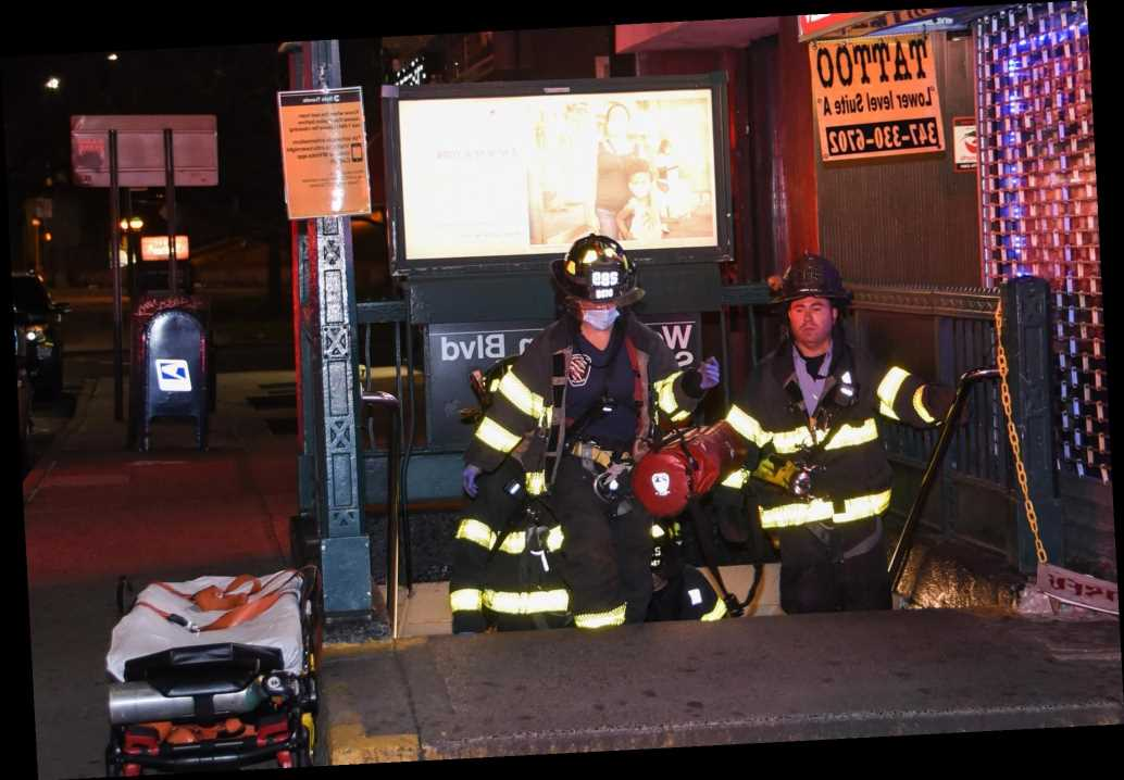 Two people fatally struck by subway trains across NYC