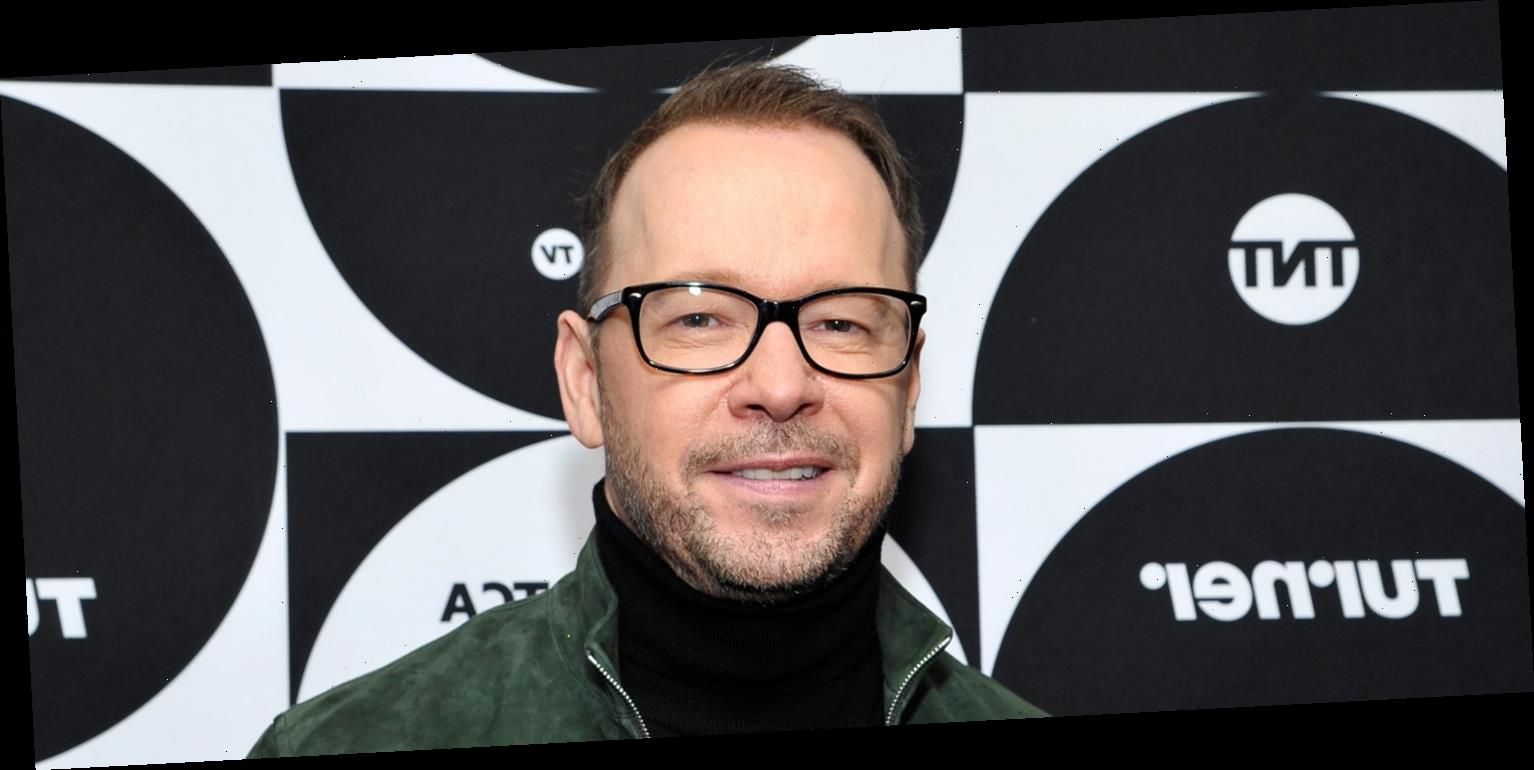 Donnie Wahlberg Leaves $2,020 Tip for Server at Massachusetts Restaurant!