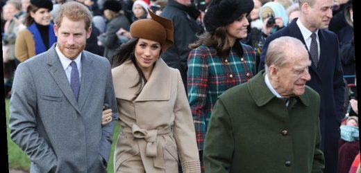 Royal family members will likely be apart for Christmas as celebrations remain in limbo: report