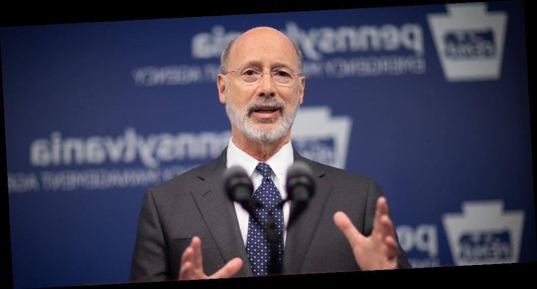 Pennsylvania governor who required COVID masks be worn indoors bans alcohol sales night before Thanksgiving