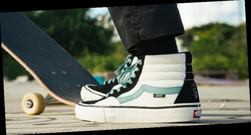 Vans is giving Black Friday shoppers a $25 reward when they spend $75 right now