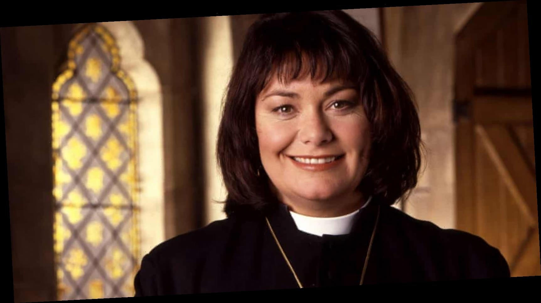 New episodes of Vicar Of Dibley are on their way for Christmas
