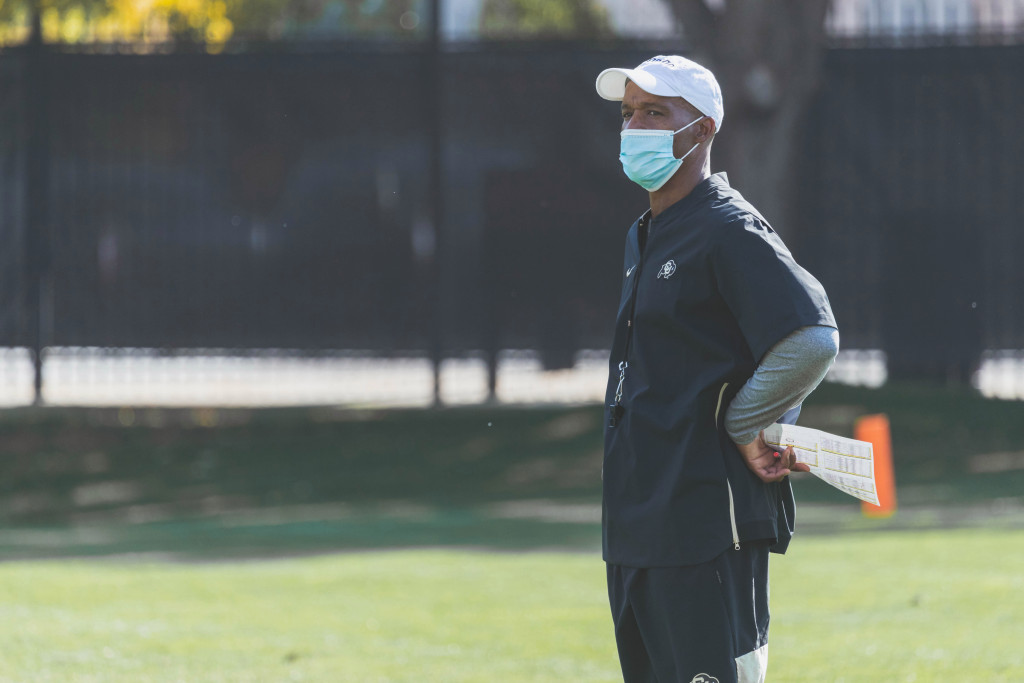 CU Buffs' Karl Dorrell excited, cautious as opener approaches – The Denver Post
