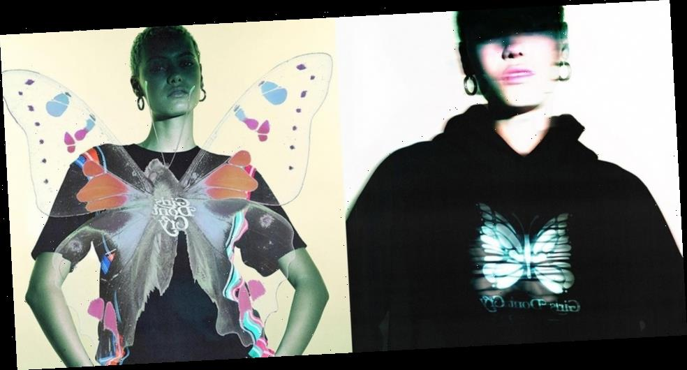 Girls Don't Cry x NEEDLES Clothing Collaboration Revealed Through Moody Lookbook