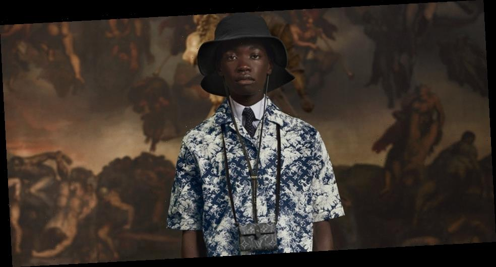 Louis Vuitton Pre-SS21 Enriches Time-Honored Silhouettes With Subtle Streetwear Inspirations