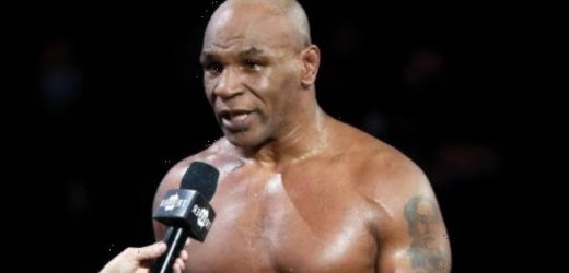 Evander Holyfield could be Mike Tyson's next fight after naming price for trilogy