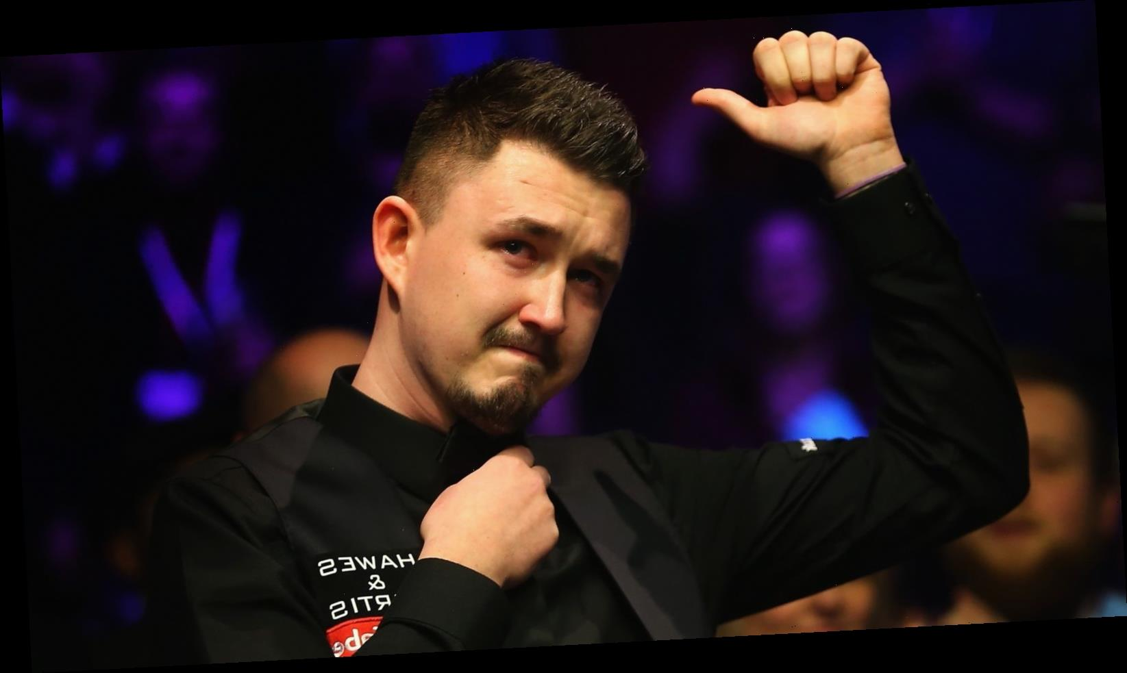 Kyren Wilson ends Judd Trump's final winning streak in Championship League