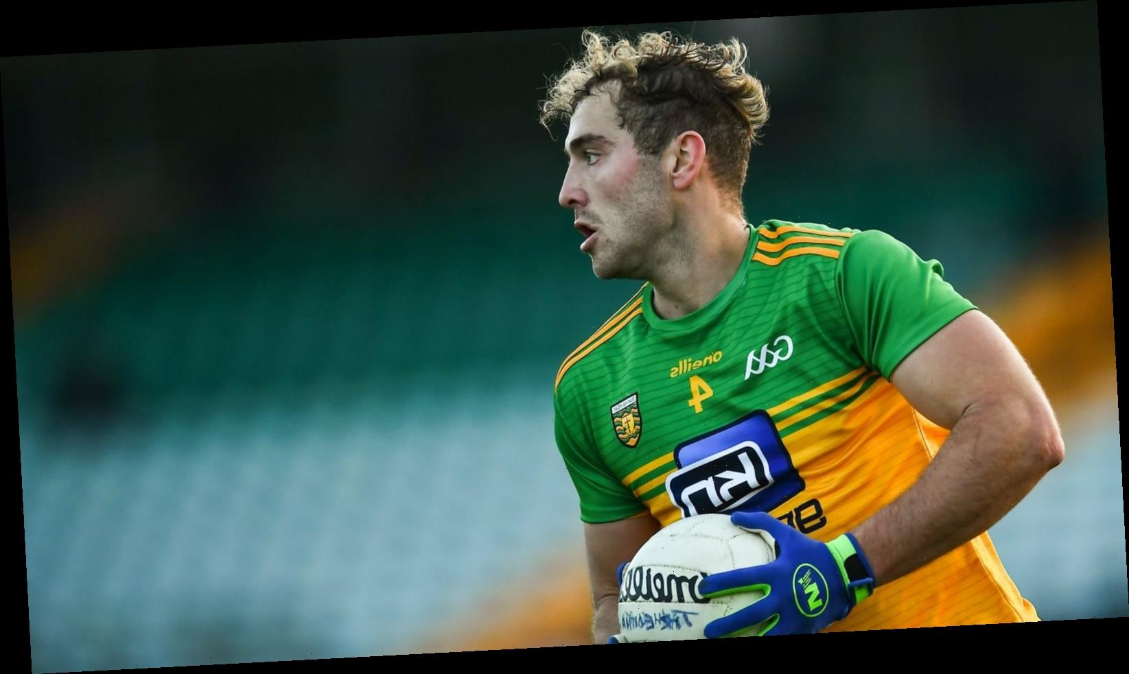 Donegal's Stephen McMenamin 'very doubtful' for Ulster final