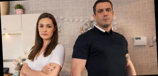 Hollyoaks star teases fireworks as Sienna and Warren's steamy affair exposed