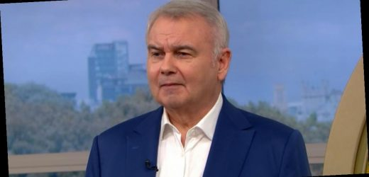 Eamonn Holmes told pals he was 'sick of office politics' amid This Morning axe