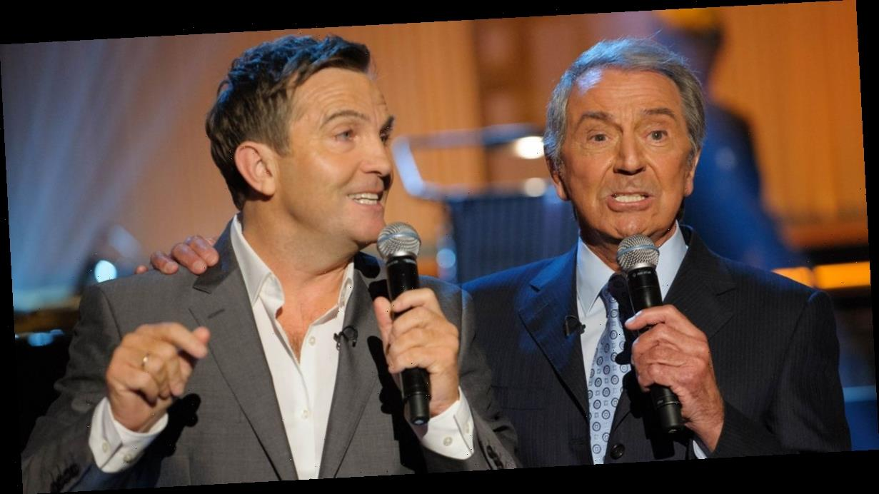 Des O'Connor's celeb pals praise him for making their careers with 'big break'