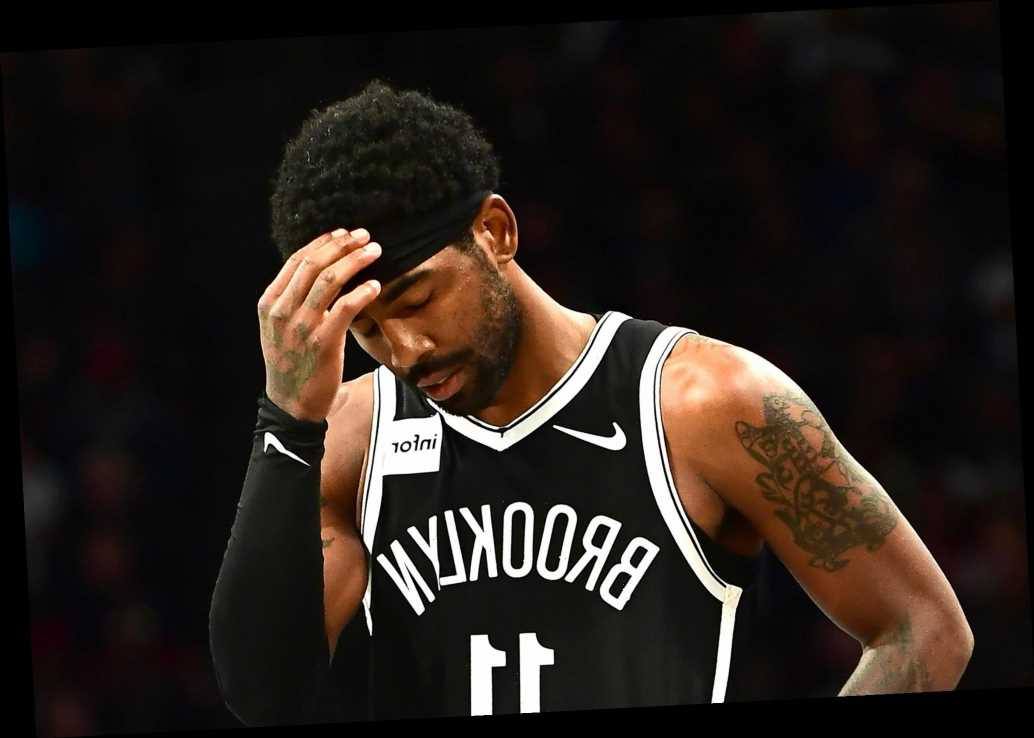 Kyrie Irving's media saga shows just how clueless he is