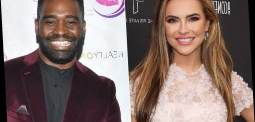 Chrishell Stause details new romance with 'DWTS' pro Keo Motsepe