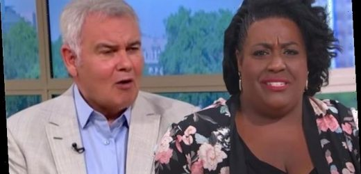 Eamonn Holmes responds to post about 'cruel' TV world amid being dropped from This Morning