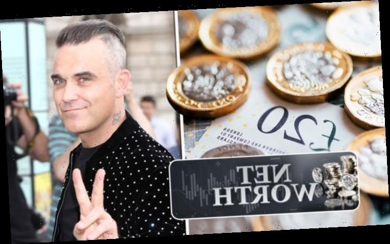 Robbie Williams net worth: Take That and Angels singer worth hundreds of millions