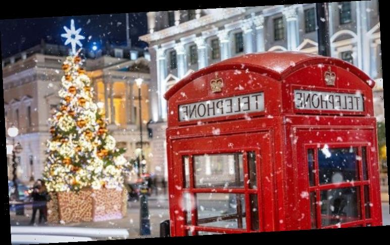 How many sleeps until Christmas? Countdown is on for the big day
