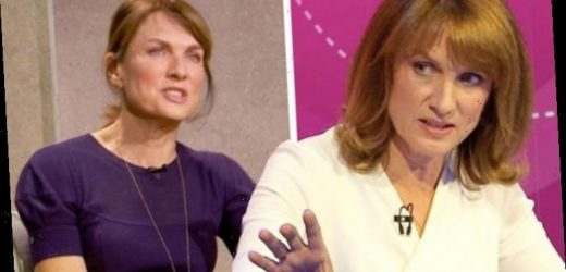 Fiona Bruce discusses 'toxic' atmosphere on Question Time 'It's been a rollercoaster'