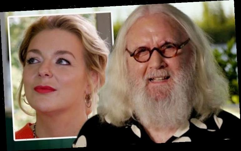 Billy Connolly's link to Sheridan Smith's son exposed as actress pays tribute to icon