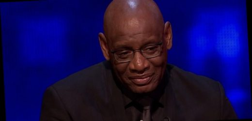 The Chase fans in uproar as Shaun Wallace gets chocolate question wrong