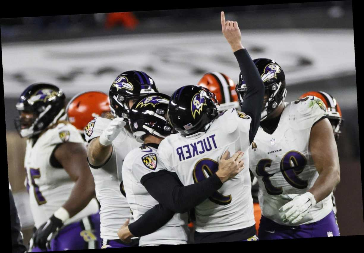 Baltimore Ravens-Cleveland Browns Week 14 Game Reached Over 12.4 Million Viewers