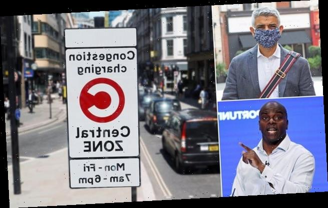 Sadiq Khan urged to SUSPEND London Congestion Charge over Christmas