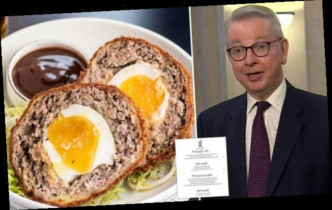 JAN MOIR: How did they make such a meal of scotch eggs?