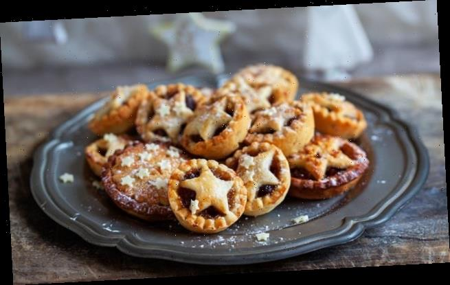 Britons are baking nearly twice as many mince pies this Christmas