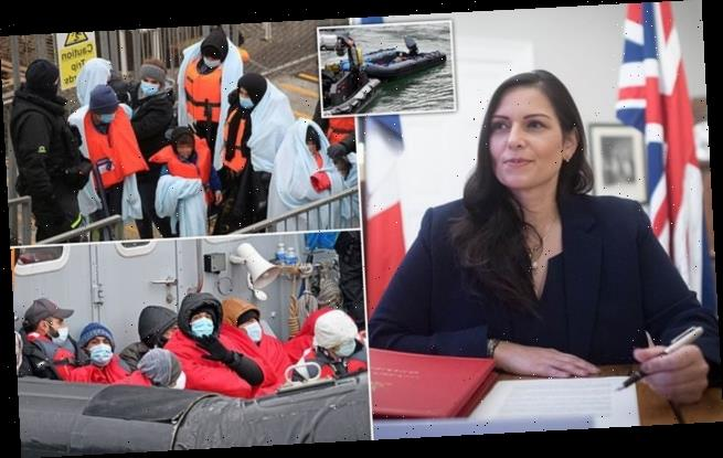 Home Office 'to deport Channel migrants toFrance, Germany and Spain'