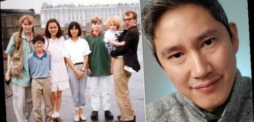Woody Allen's son Moses Farrow 'very happy' to take father's last name