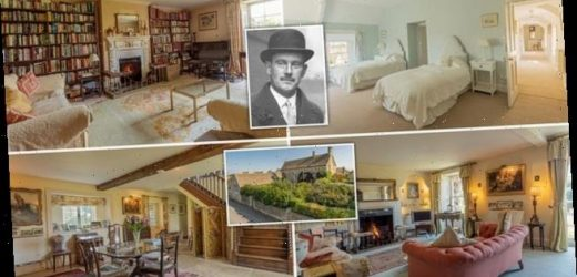 Wiltshire country home once owned by MI6 boss goes on sale for £2.5m
