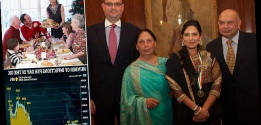 Priti Patel will not visit parents over Christmas amid fears of spread