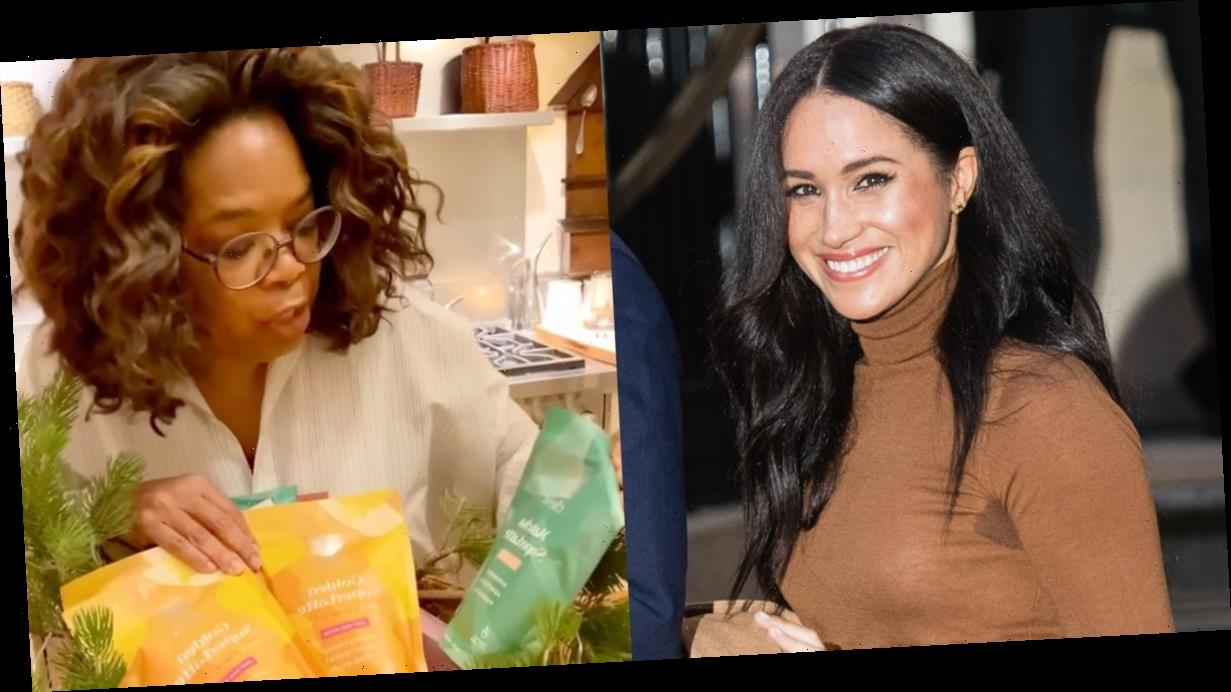 Meghan Markle Sent Oprah Winfrey This Christmas Gift, and BRB, I Have to Grab One Before It Sells Out