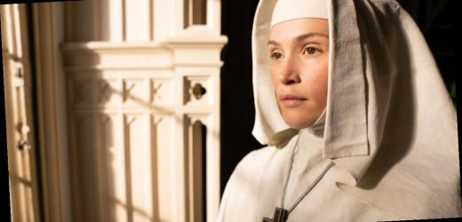 Did Gemma Arterton Actually Shave Her Head in Black Narcissus? Well, Kind Of