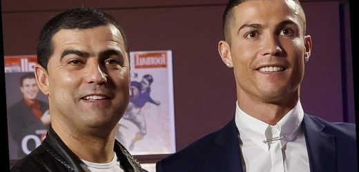 Cristiano Ronaldo's brother 'investigated for fraud' after claims he ordered production of 13,000 fake replica shirts