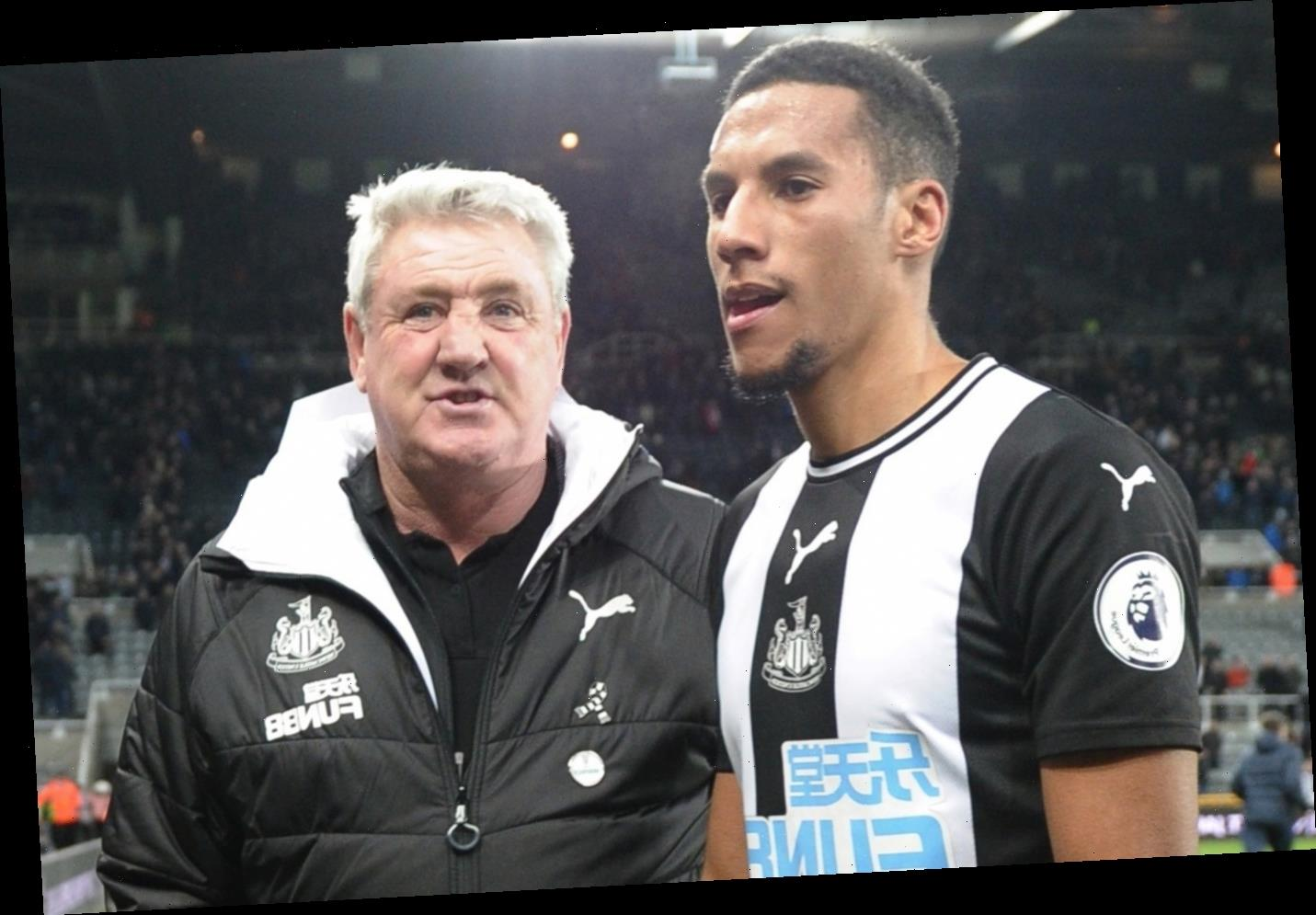 Steve Bruce hails 'poorly' Isaac Hayden for getting off Covid sickbed to inspire Newcastle to victory over West Brom