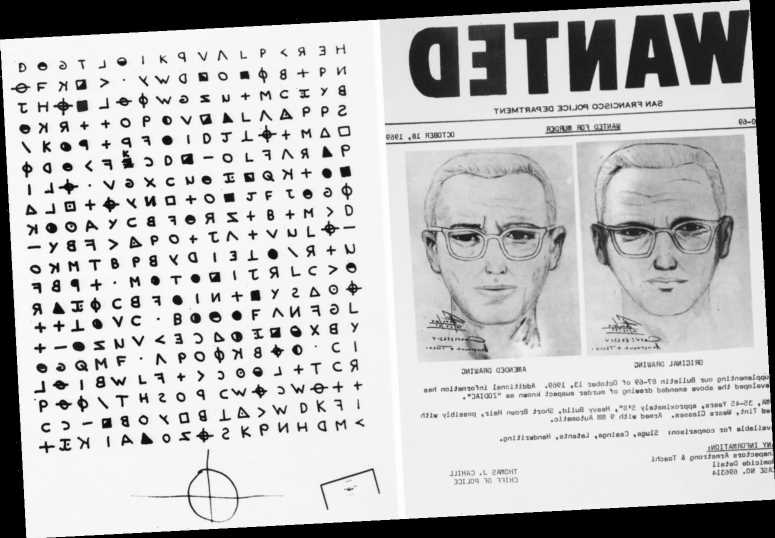 Zodiac Killer's 1969 puzzle to newspaper finally solved FIVE decades after serial killer claimed to have slaughtered 37