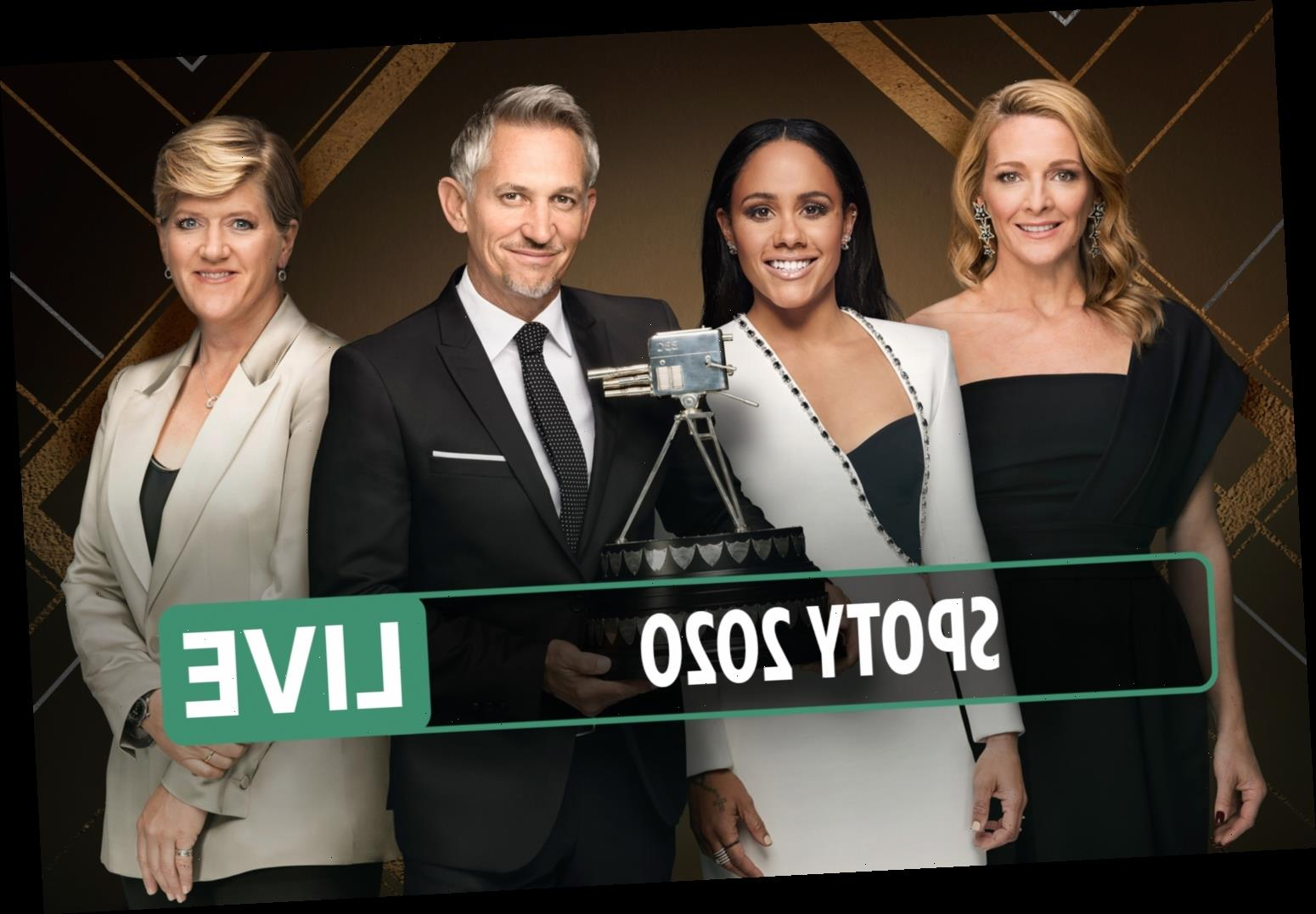 BBC Sports Personality of the Year LIVE: Stream FREE, TV channel, nominees as Hamilton battles Fury  – latest updates