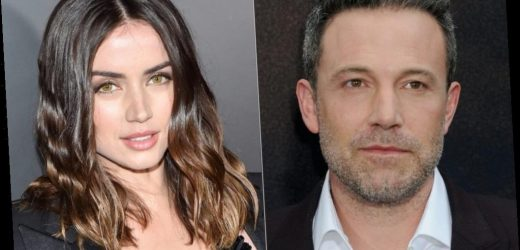 Do Ben Affleck and Ana de Armas Live Together?
