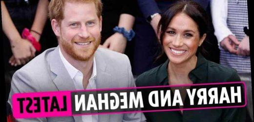 Meghan and Harry latest – Fans spot MAJOR clue couple are about to ditch royal titles as Spotify speech is ridiculed
