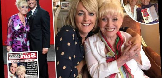 Barbara Windsor was the 4ft 11in Dame with a fearless spirit to rival Tyson, says friend Jane Moore