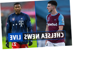 7am Chelsea transfer news LIVE: Declan Rice latest, David Alaba competition, Emerson loan, Kai Havertz criticism