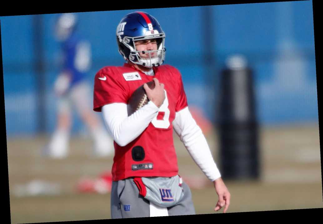 Giants clear up shaky Daniel Jones' 2021 status: 'Our quarterback'
