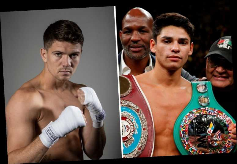 Ryan Garcia vs Luke Campbell: UK start time, TV channel, live stream, how to watch fight on DAZN, full undercard