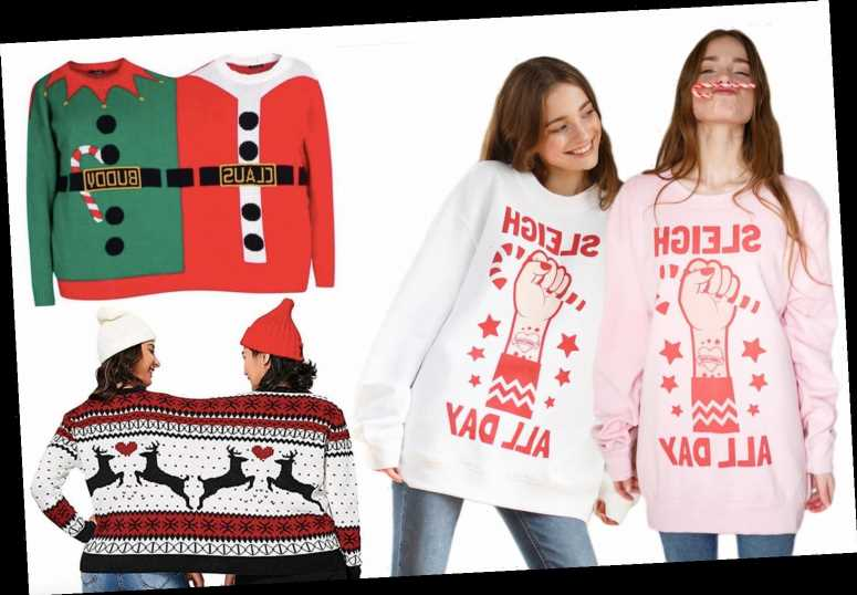 Best Friend Christmas Jumpers 2020 | The Sun UK