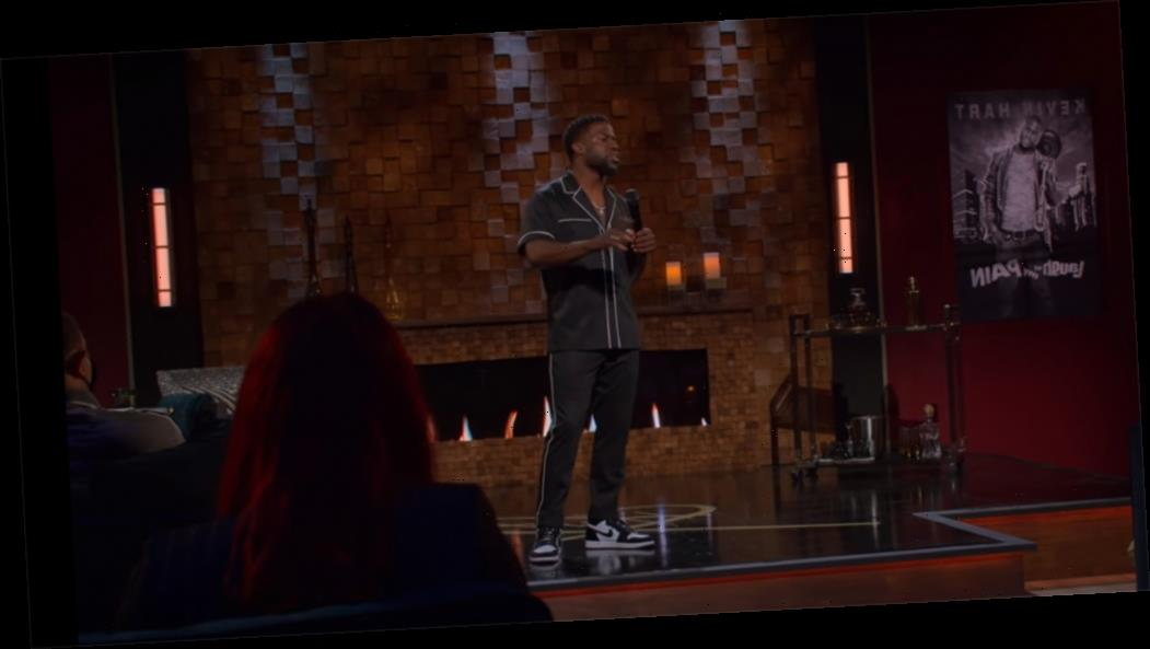 'Kevin Hart: Zero F**ks Given' Ranks As Netflix's No. 1 Comedy Special In 2020