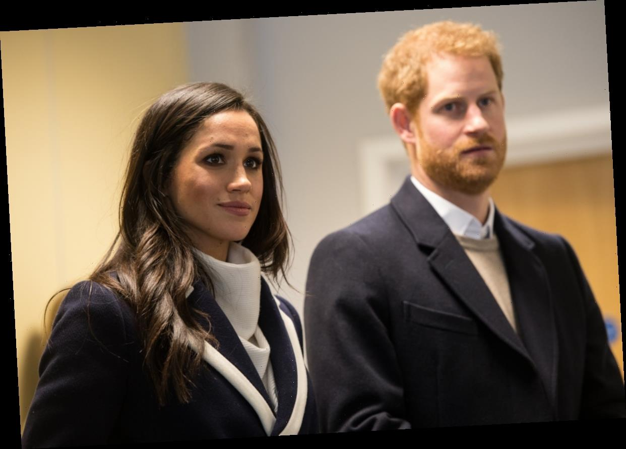 Robert Lacey: It's 'quite likely' that the Sussexes will 'forfeit' their HRH titles in 2021