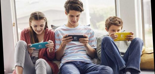 Mum reveals how to bag FREE Nintendo games this Christmas – and it'll keep the kids busy for hours